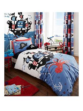 catherine-lansfield-pirate-ship-lined-curtains
