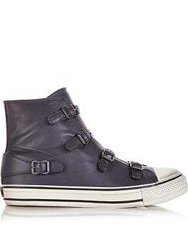 ash-virgin-nappa-leather-high-top-trainersnbsp-nbspgraphite