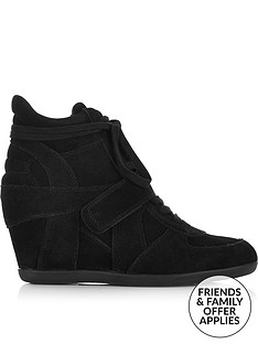 ash-bowie-suede-wedge-trainers-black