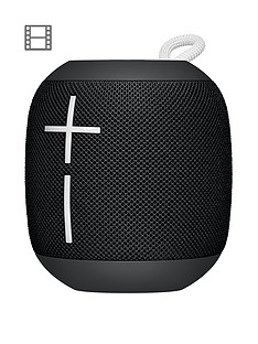 Ultimate Ears Wonderboom Portable Bluetooth Speaker - Phantom Black