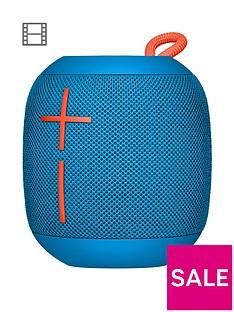 Ultimate Ears WONDERBOOM Portable Bluetooth® Speaker - Subzero Blue