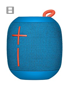 Ultimate Ears WONDERBOOM Portable Bluetooth® Speaker - Subzero Blue