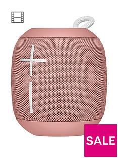 Ultimate Ears WONDERBOOM Portable Bluetooth® Speaker - Cashmere Pink