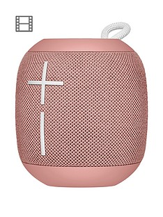 Ultimate Ears WONDERBOOM Portable Bluetooth® Speaker - Cashmere Pink