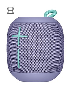 Ultimate Ears WONDERBOOM Portable Bluetooth® Speaker - Lilac