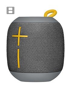 Ultimate Ears WONDERBOOM Portable Bluetooth® Speaker - Grey