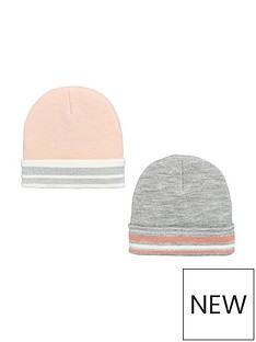 v-by-very-girls-2-pack-beanies-8-14-years