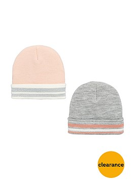 v-by-very-girls-beanie-hats-8-14-years-2-pack