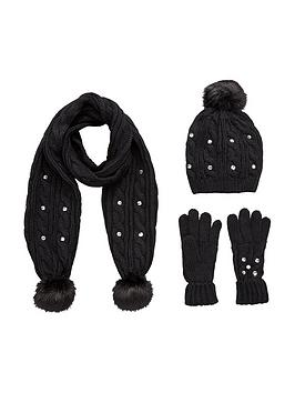 v-by-very-girls-3-pc-jewel-detail-knitted-hat-scarf-amp-glove-set-8-14-years