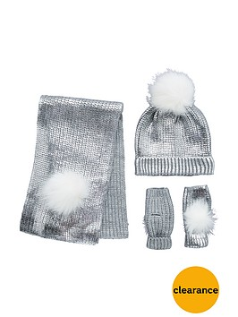 v-by-very-girls-3-pc-metallic-pom-pom-hat-glove-amp-scarf-set-8-14-years