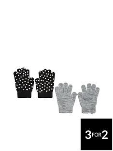 v-by-very-girls-2-pack-gloves