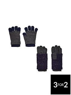 v-by-very-boys-2-pack-gloves