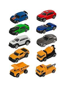teamsterz-street-vehicles-10-pack