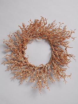 rose-gold-glitter-wreath