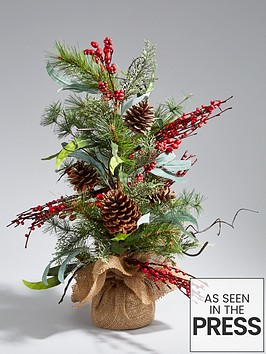 red-berry-table-top-christmas-tree-61-cm