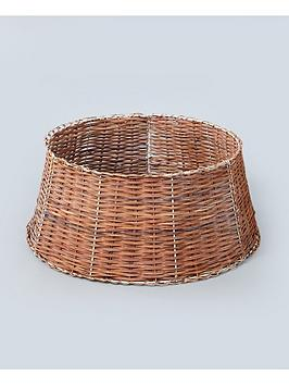 rattan-circular-christmas-tree-skirt
