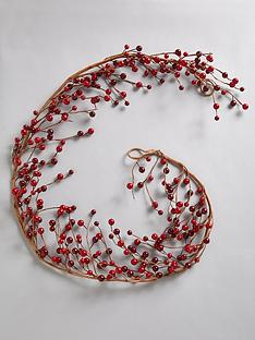 red-berry-christmas-garland