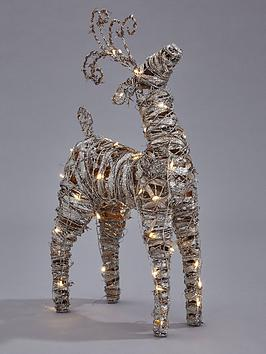 glitter-light-up-standing-reindeer