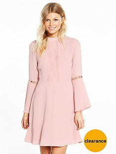 v-by-very-petite-lace-front-woven-day-dress