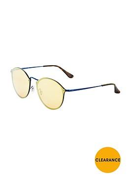 ray-ban-flat-lens-sunglasses-orange