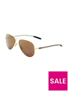 ray-ban-mirror-lensnbspaviator-sunglasses-gold