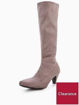 v-by-very-rhea-mid-heel-imi-suede-stretch-boot-grey