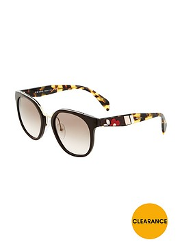 prada-flower-detail-arm-sunglasses-black