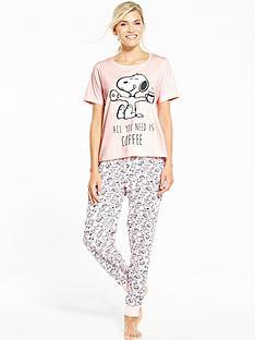 snoopy-all-you-need-is-coffee-pyjama-set
