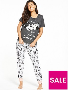 minnie-mouse-forever-pyjama-set