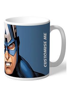 marvel-captain-america-personalised-mug