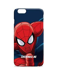 spiderman-personalised-iphone-5-case