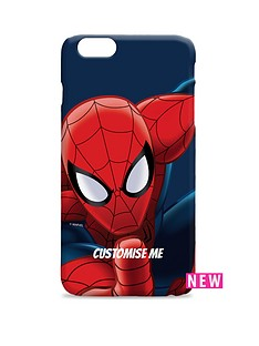 spiderman-personalised-iphone-6-case