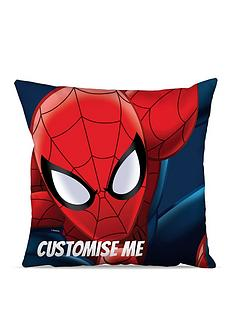 spiderman-personalised-cushion-40cm