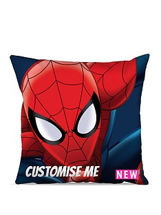 spiderman-personalised-cushion-40cm