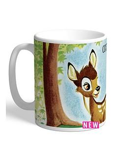 disney-retro-bambi-personalised-mug
