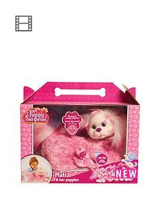 puppy-surprise-puppy-surprise-plush-mati-pink-amp-white-mottled