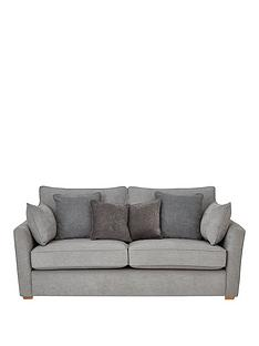 ideal-home-wilmslow-fabric-3-seater-sofa