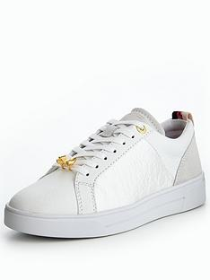 ted-baker-kulei-trainer-white