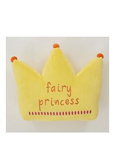 catherine-lansfield-fairy-princess-crown-cushion