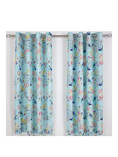 catherine-lansfield-floral-birdcage-eyelet-curtains