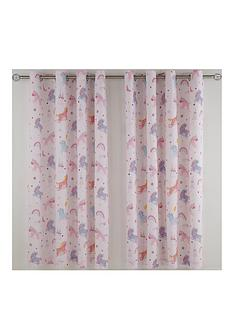 magical-unicorns-eyelet-curtains