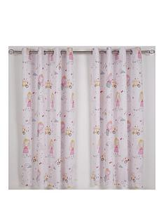 catherine-lansfield-fairy-princess-eyelet-curtains