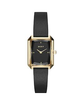 dkny-dkny-cityspire-gold-tone-case-black-leather-strap-ladies-watch