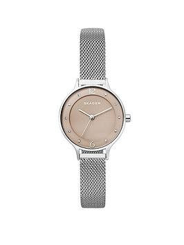skagen-anita-stainless-steel-mesh-bracelet-ladies-watch