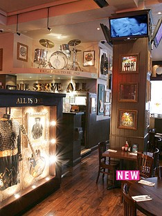 virgin-experience-days-hard-rock-cafe-london-dining-experience-with-drinks-for-two
