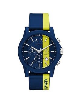 armani-exchange-armani-exchange-outerbanks-blue-and-yellow-silicone-strap-men039s-watch