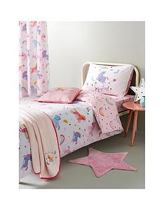 catherine-lansfield-magical-unicorns-cotton-rich-duvet-cover