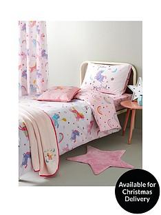 catherine-lansfield-magical-unicorns-cotton-rich-duvet-cover