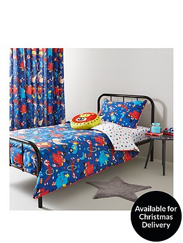 catherine-lansfield-circus-fun-single-duvet-cover-set