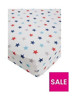 catherine-lansfield-circus-fun-single-fitted-sheet